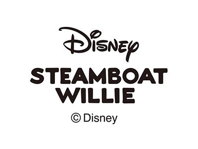 STEAMBOAT WILLIE | 蒸気船ウィリー