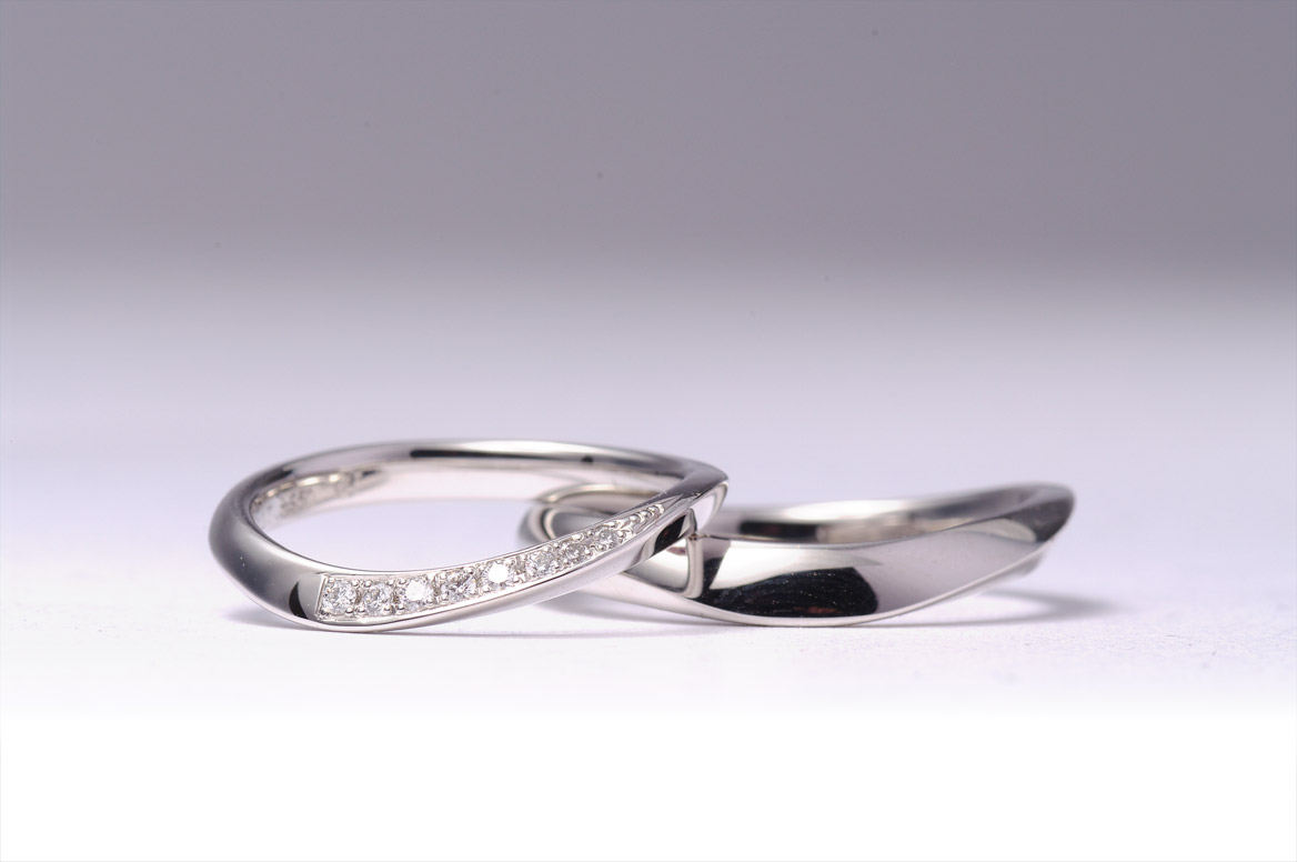 Wedding Ring EV-005/EV-006