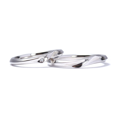 Wedding Ring SS-011/SS-012