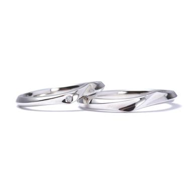 Wedding Ring SS-011/SS-012