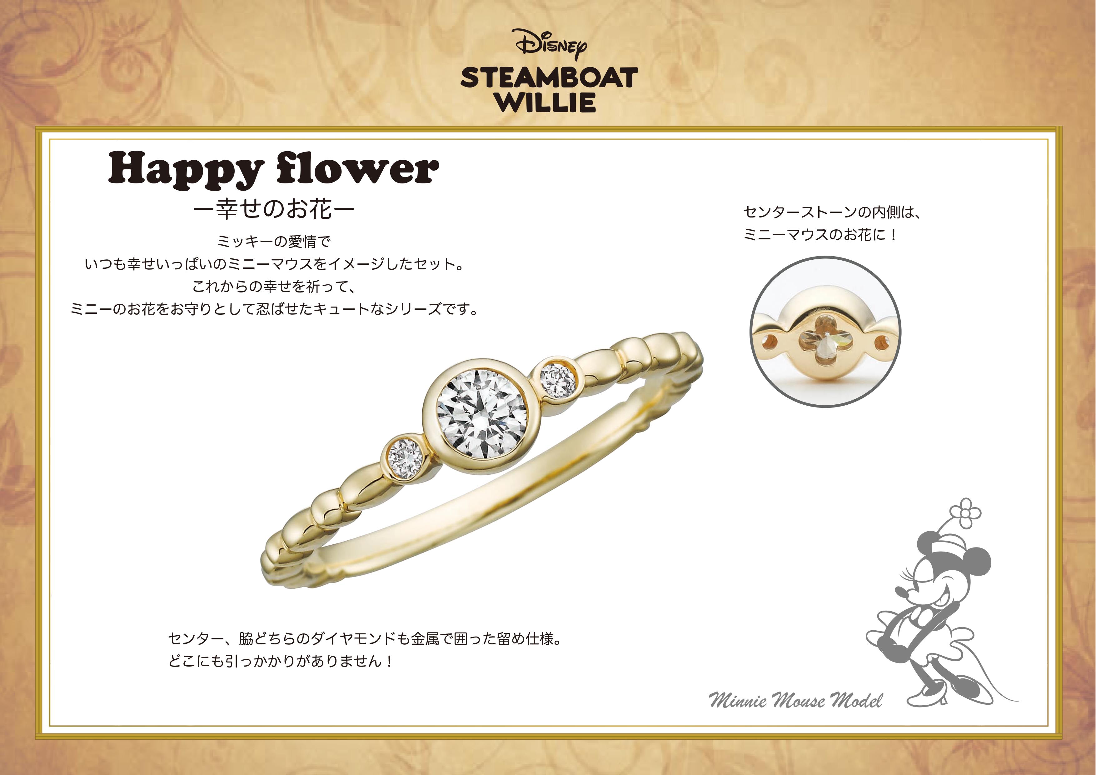 Happy Flower – 幸せのお花 –